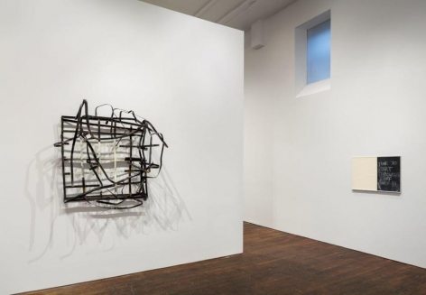 Pedro Cabrita Reis: The Field – installation view 5