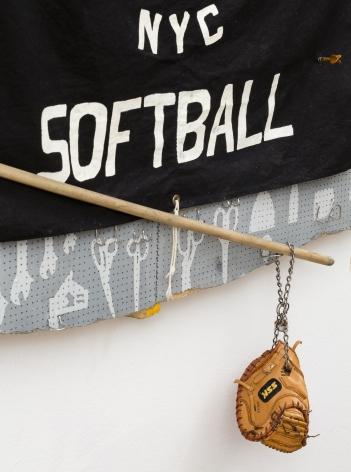 Eagles Softball (detail) ​2016-2018