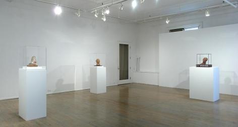 Medardo Rosso– installation view 2