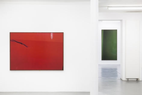 Jan Dibbets: New Colorstudies 1976/2012 – installation view 2