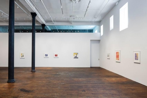 Ernst Caramelle: serious candy revisited – installation view 4