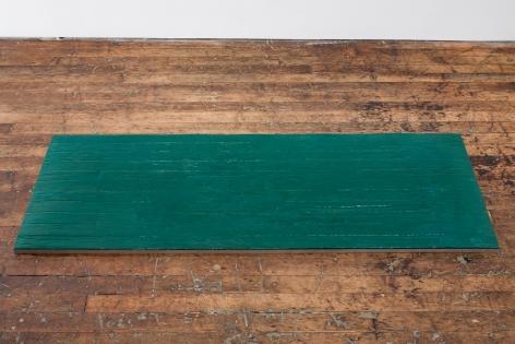 ALEX HAY, Untitled (Plank–Green)