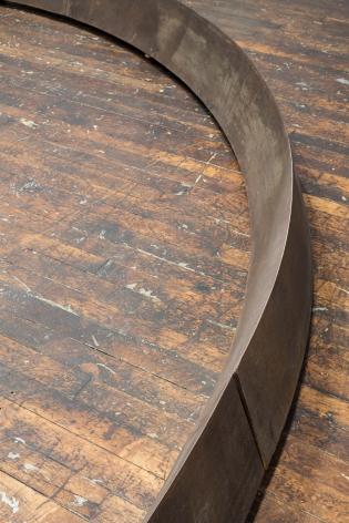 Bruce Nauman, Circle (detail)