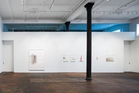 Silvia Bächli: further. evolves.– installation view 6
