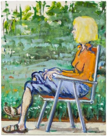 Verne Dawson, Portrait of Sallie Quirk