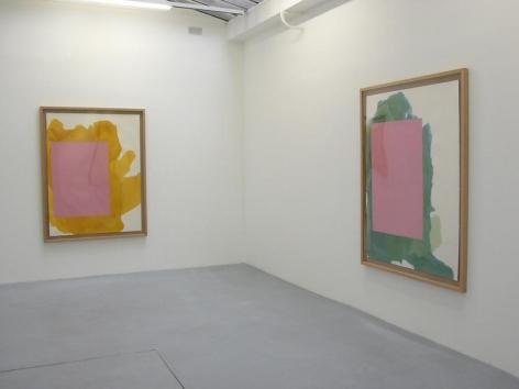 Pedro Cabrita Reis– installation view 2
