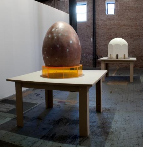 Thomas Schütte: New Work (at 140 Grand Street)– installation view 5