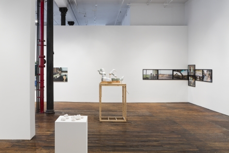 Let the Drummer Get Some– installation view 4