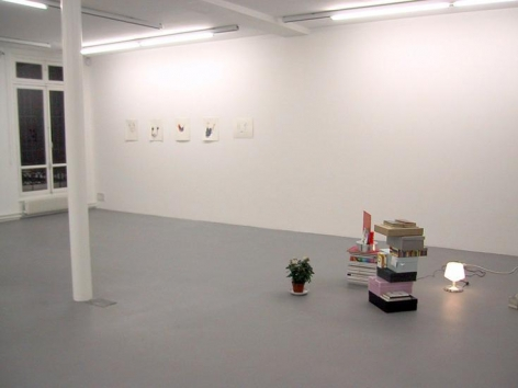 Anne-Marie Schneider and Didier Courbot – installation view 8