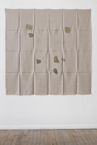 Helen Mirra, Hourly directional field notation, 24 August, Bogesundslandet