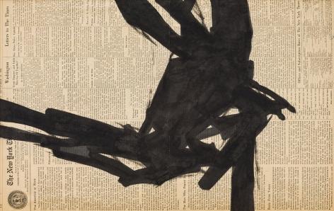 Franz Kline (1910-1962),