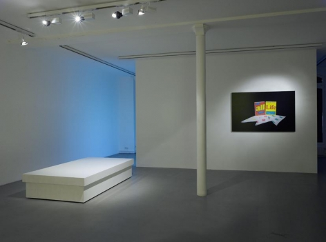 Guillaume Paris: Miracle, Mystery and Authority– installation view 2