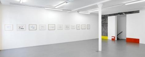 Ernst Caramelle – installation view 8