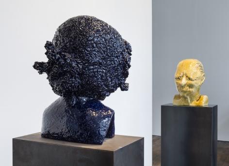 Thomas Schütte– installation view 3