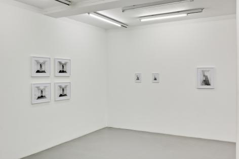 Gregor Schneider: Exchange Berlin-Paris– installation view 2