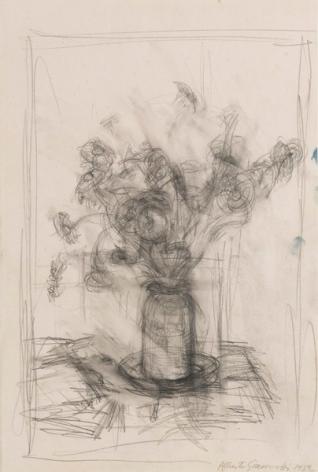 Alberto Giacometti Fleurs