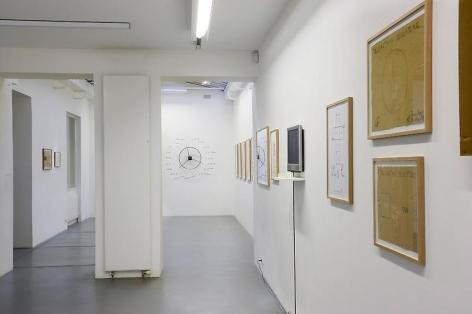 Robert Filliou:Je Meurs trop– installation view 3
