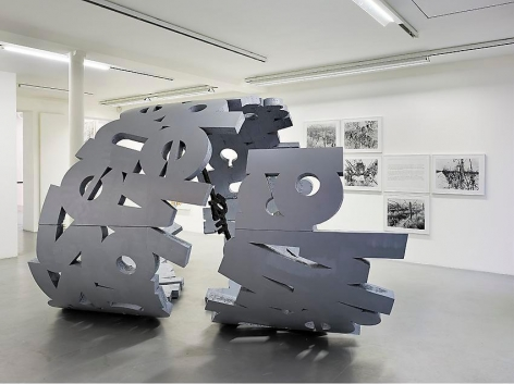 25th Anniversary, Peter Freeman, Inc., Paris– installation view 3