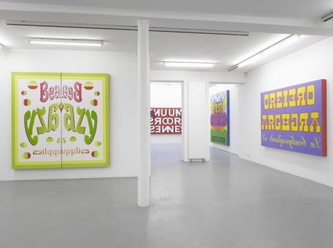 Ken Lum – installation view 1