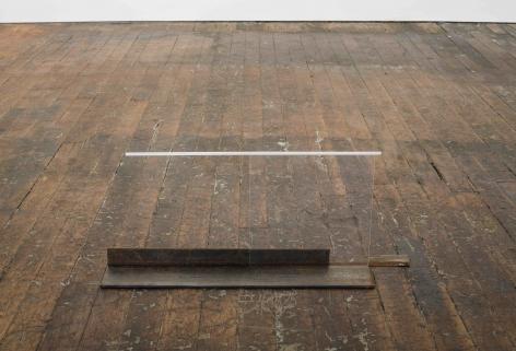 Untitled 2015 steel, plexiglas, wood, paint