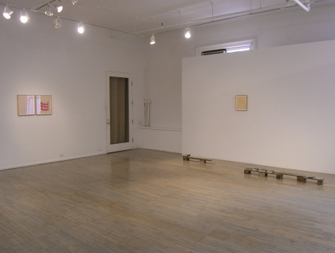 Helen Mirra: Break camp – installation view 4