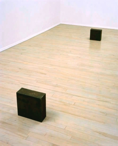 Richard Serra Unequal Elevations