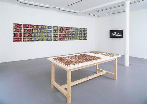Matt Mullican:Love, Work, Truth and Beauty– installation view 5