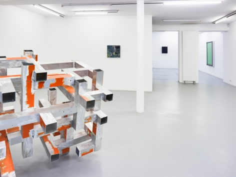Pedro Cabrita Reis – installation view 1,