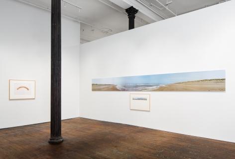Jan Dibbets: Work: 1970-1984– installation view 2