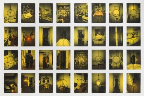 Matt Mullican Untitled (Apartment, 2 AM) (detail)