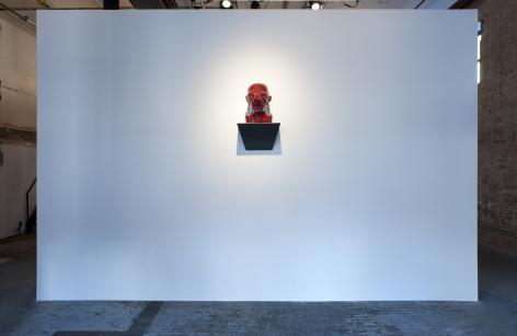 Thomas Schütte: New Work (at 140 Grand Street) – installation view 1
