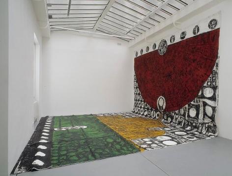 Matt Mullican:Love, Work, Truth and Beauty– installation view 6