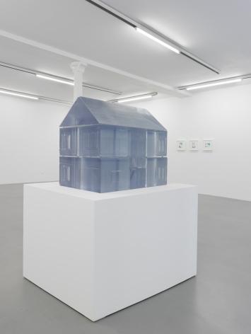 Rachel Whiteread– installation view 8
