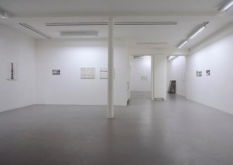Silvia Bächli – installation view 1