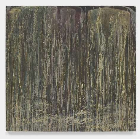 Pat Steir Heart of Darkness