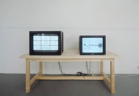 Matt Mullican:Love, Work, Truth and Beauty– installation view 8
