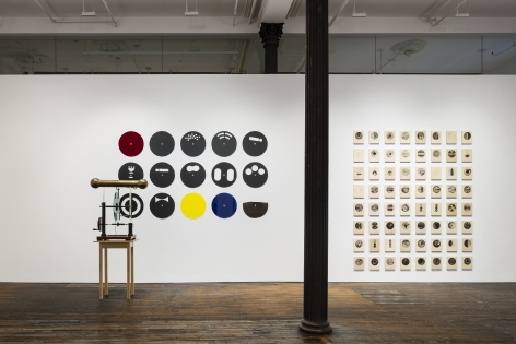 Universal Perspective -installation view 13