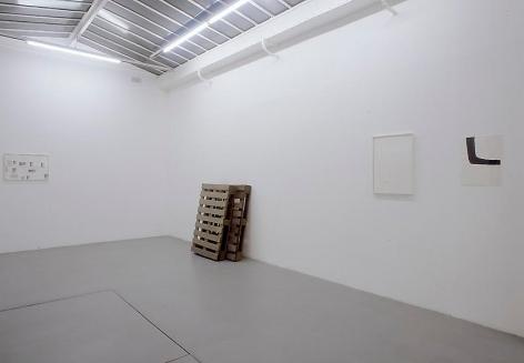 Silvia Bächli– installation view 6