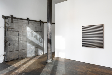 Jan Dibbets: Representations of Reality – installation view 1