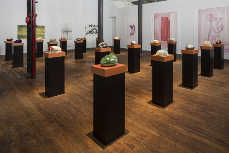 Thomas Schütte– installation view 23