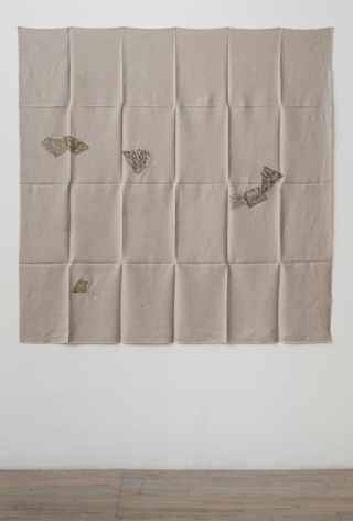 Helen Mirra Hourly directional field notation, 28 July, Nackareservatet