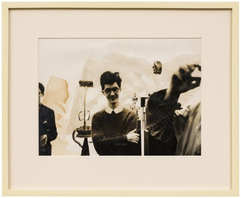 Robert Frank Dick Bellamy at Hansa Gallery