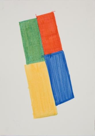 Farbige Skizze [Colored Sketch]