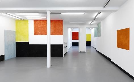 Ernst Caramelle – installation view 1