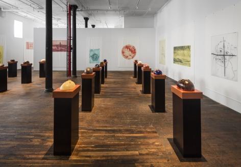 Thomas Schütte– installation view 14