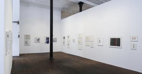 Charlotte Posenenske: Early Works – installation view 3