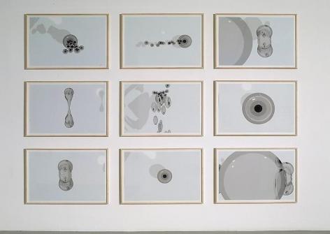 Matt Mullican:Love, Work, Truth and Beauty– installation view 7