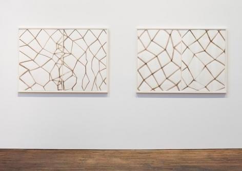 Silvia Bächli: further. evolves.– installation view 9