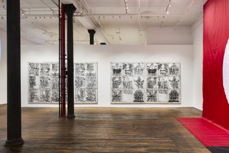 Universal Perspective -installation view 9