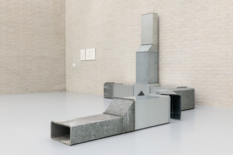 Charlotte Posenenske. Lexicon of Infinite Movement, Kröller-Müller Museum, Netherlands.